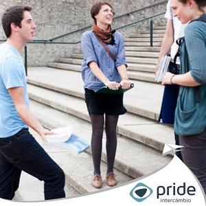 Franquia Pride - Intercâmbio e Turismo